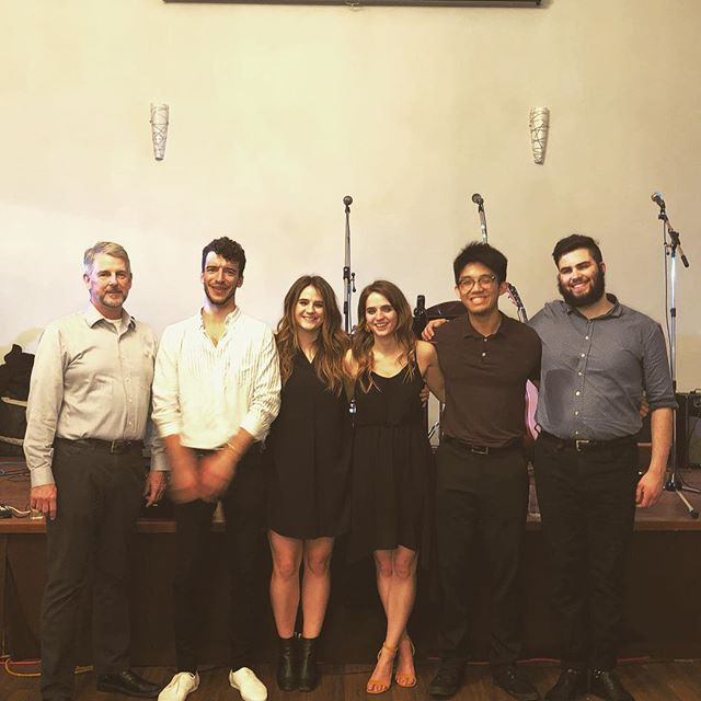 Such a great time playing for the Annual #Neeje Kingston Spring Dinner last night! 🎶💐🌸 We are so grateful to have been part of such a wonderful event. 🤗 (Shoutout to our dad for joining us on some tunes in the set! 🎸👨👧👧) For those of you who may be unfamiliar with Neeje, they are a charitable organization that seeks to empower young women and girls by providing programs, activities and resources to help them develop and grow into their full potential. 🙌🙌🙌 For more information or to find out how you can support, please visit www.neeje.ca ♥️ . . . . . #fundraiser #femaleempowerment #saturdaynight #kingston #ontario #canada #ygk #ygkevents #livemusic #localmusic #country #pop #countrypop #band #sisters #twins #music