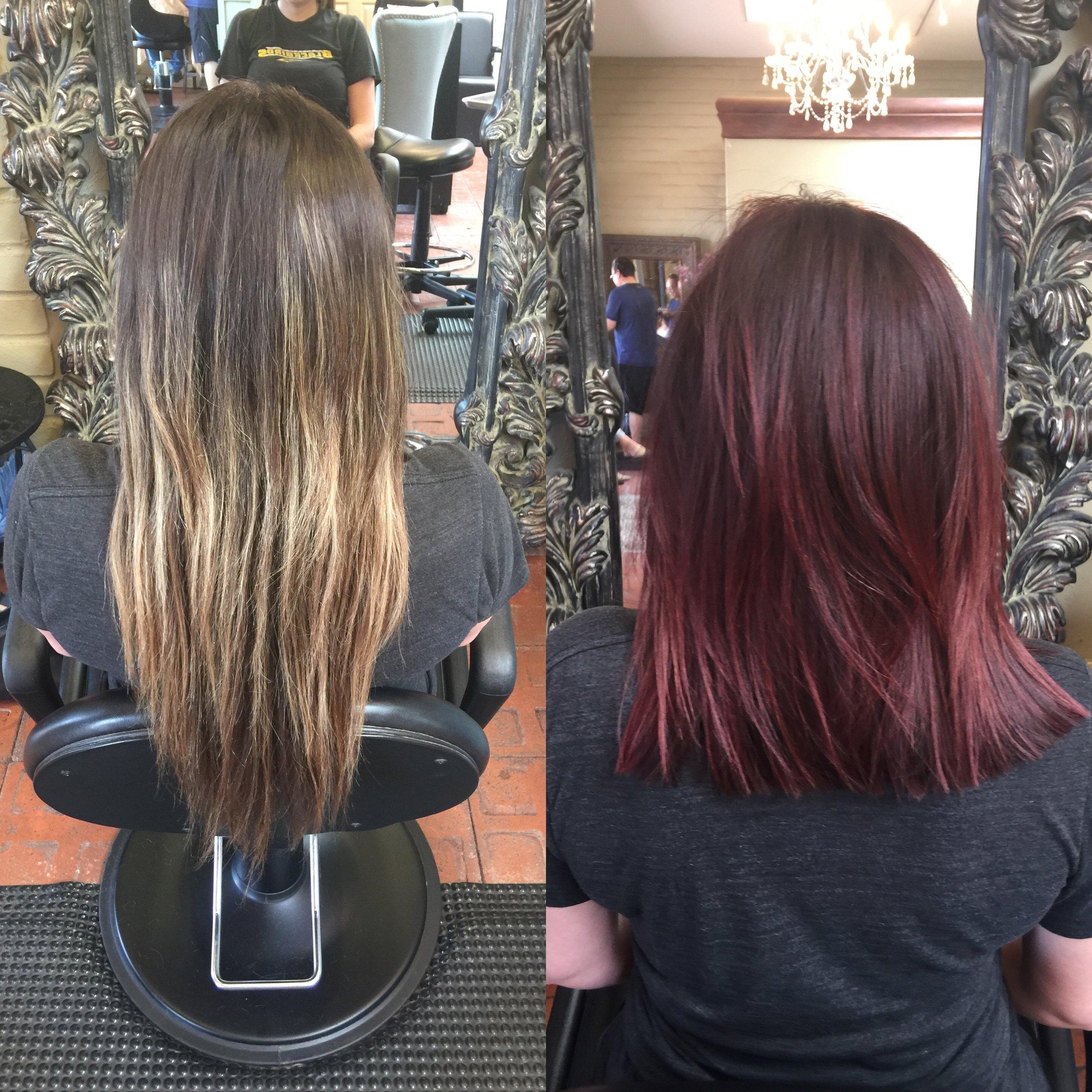 Red Transformation