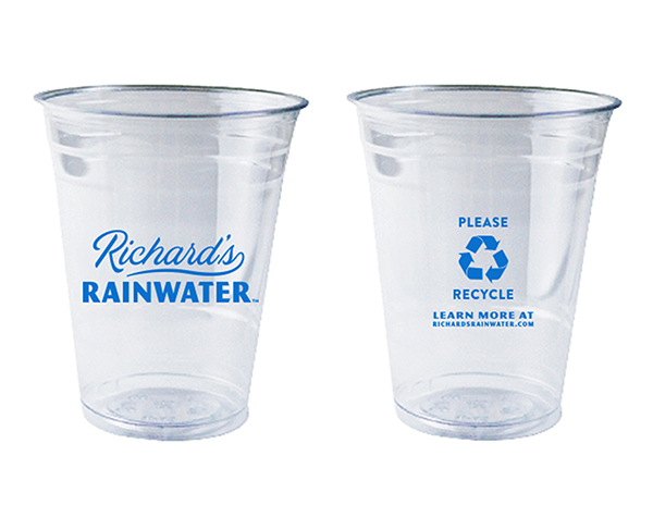 Richard's Rainwater_Paramount Theater Event Activation_Recyclable Cups