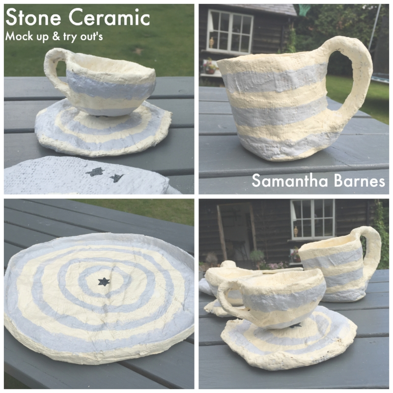 Stone Ceramics by Samantha Barnes Artist