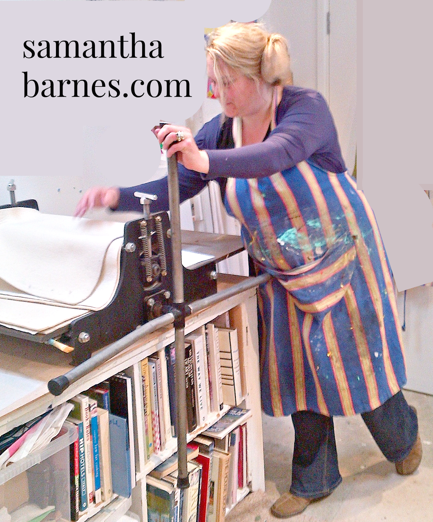 Samantha Barnes Artist is ipaintdogs