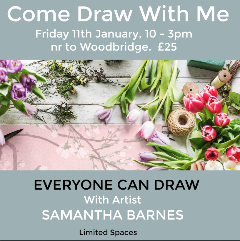 Everyone Can Draw with Samantha Barnes Artist