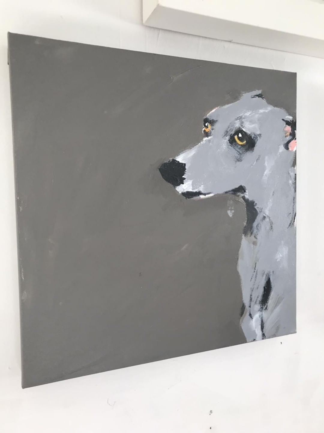 Samantha Barnes is ipaintdogs.com