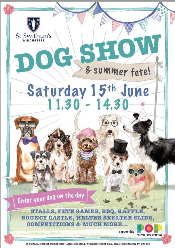 St Swithun's Dog Show