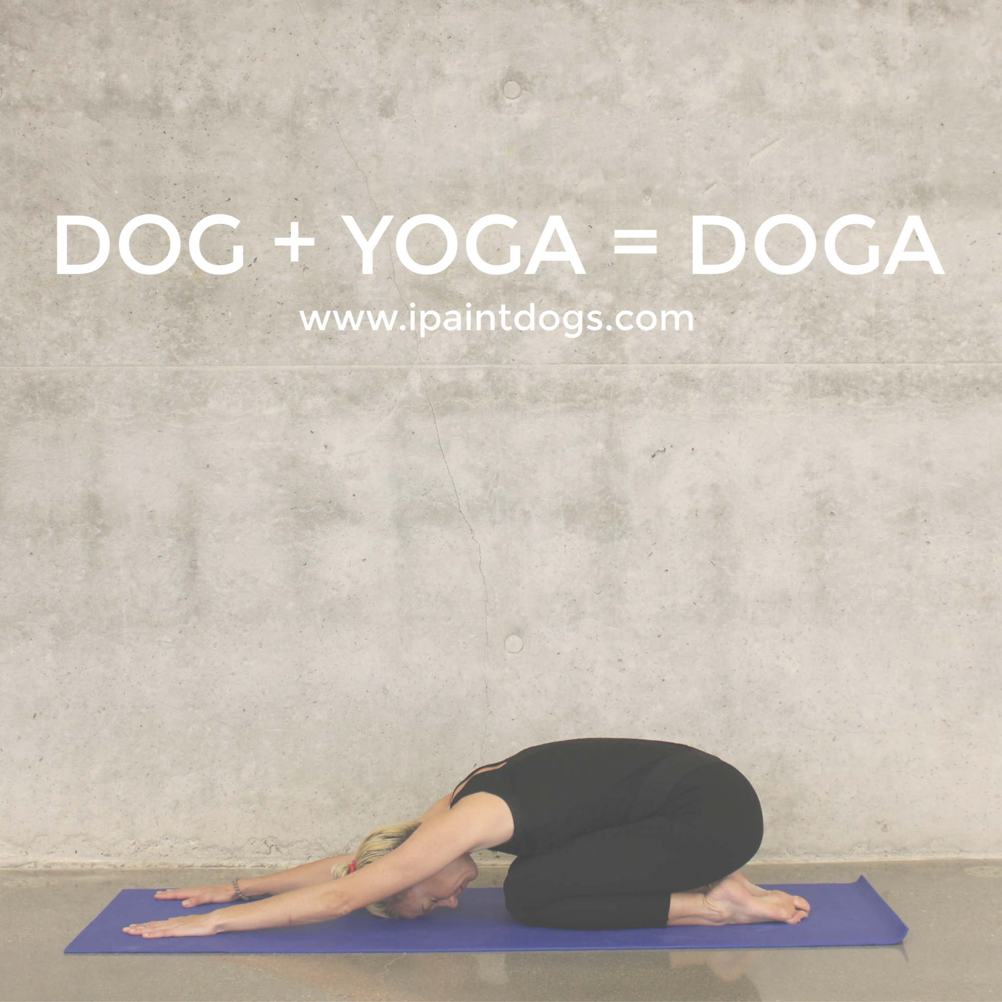What is Doga?  www,ipaintdogs.com