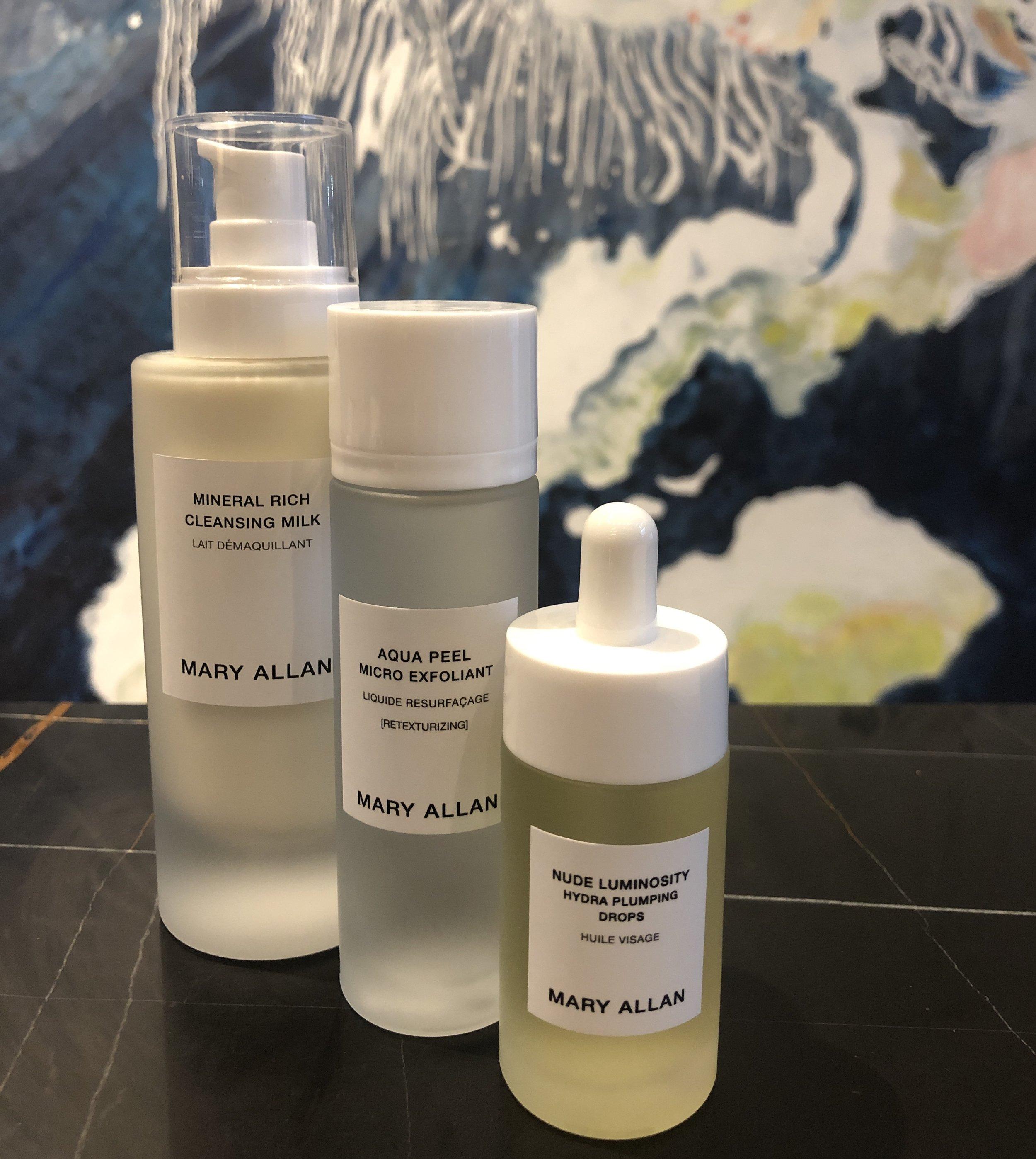 Mary Allan Skincare
