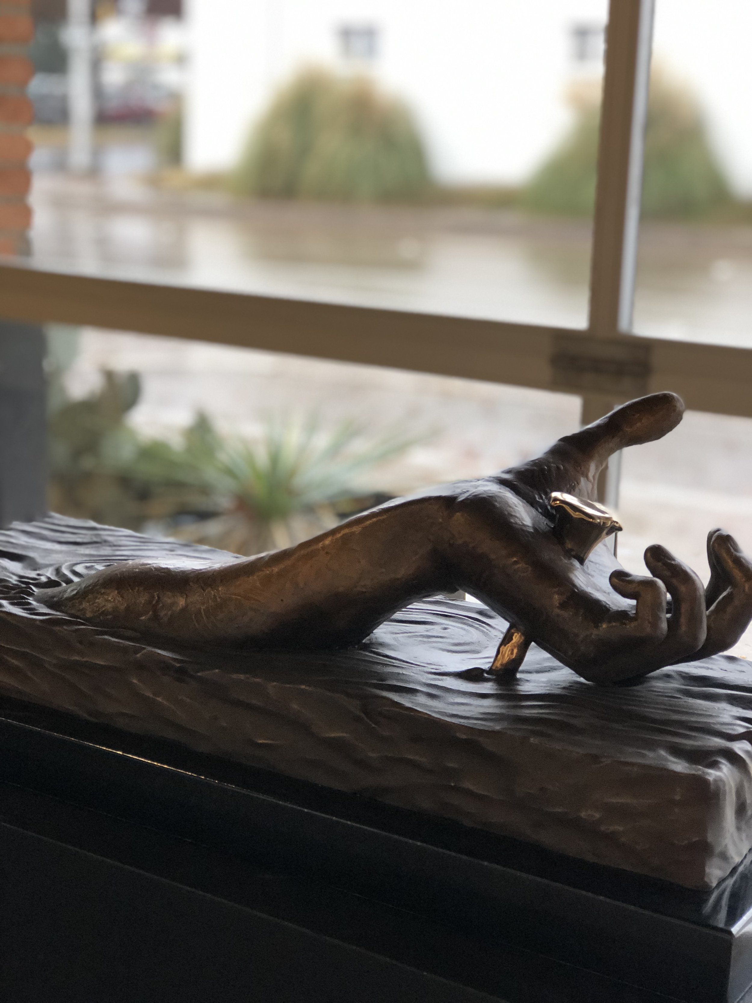 """Hand of Christ"""