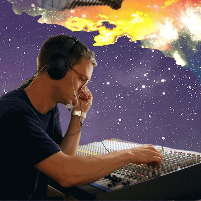 astro galactic knob sensation ✨