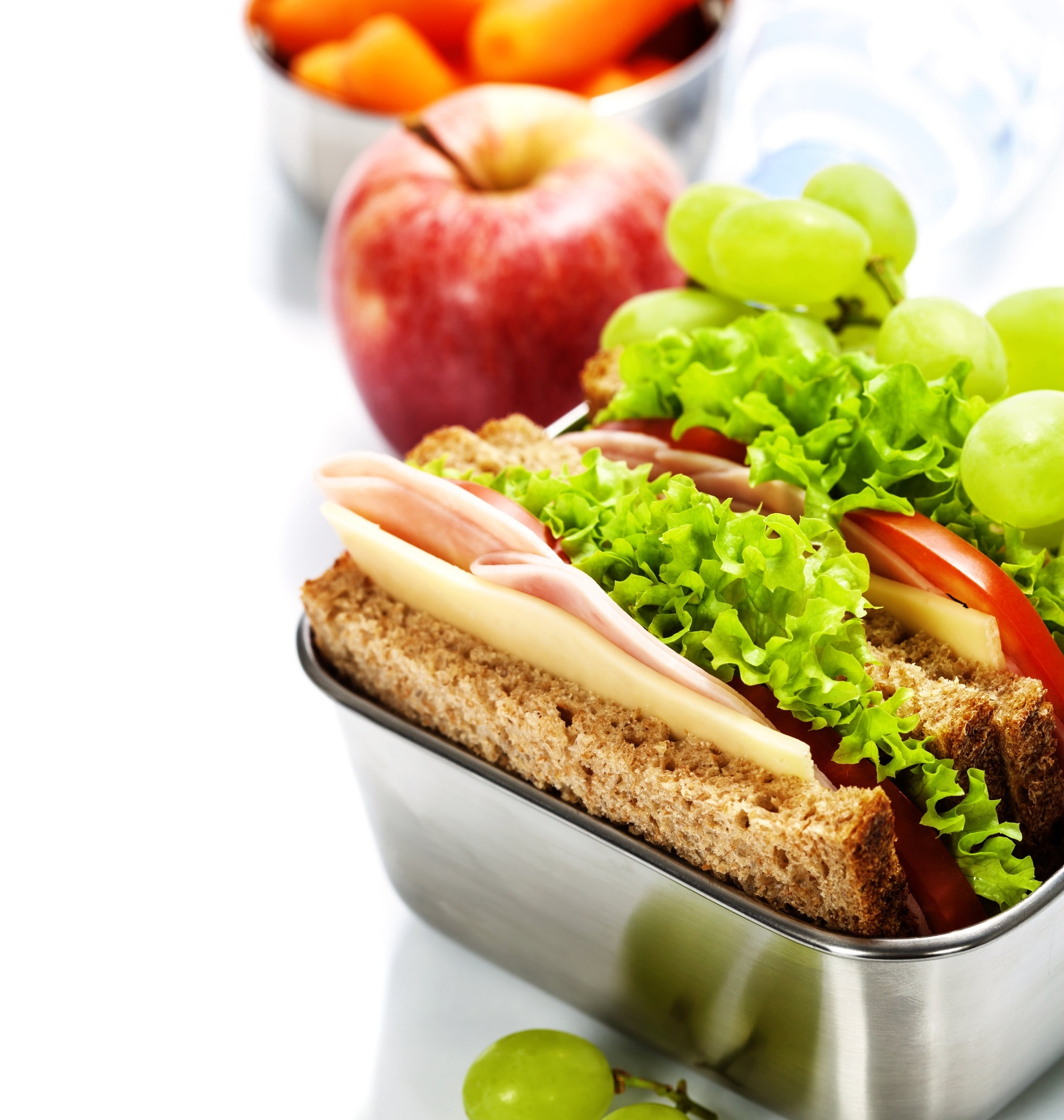 Fresh food made daily from local kitchens in your area - The Lunch Lady has a loyal and dedicated team of Lunch Ladies and Lunch Guys who help deliver healthy and fresh lunches to school children across Canada.