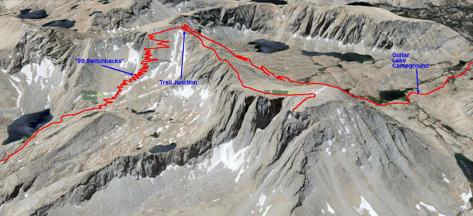 Summit Day Map