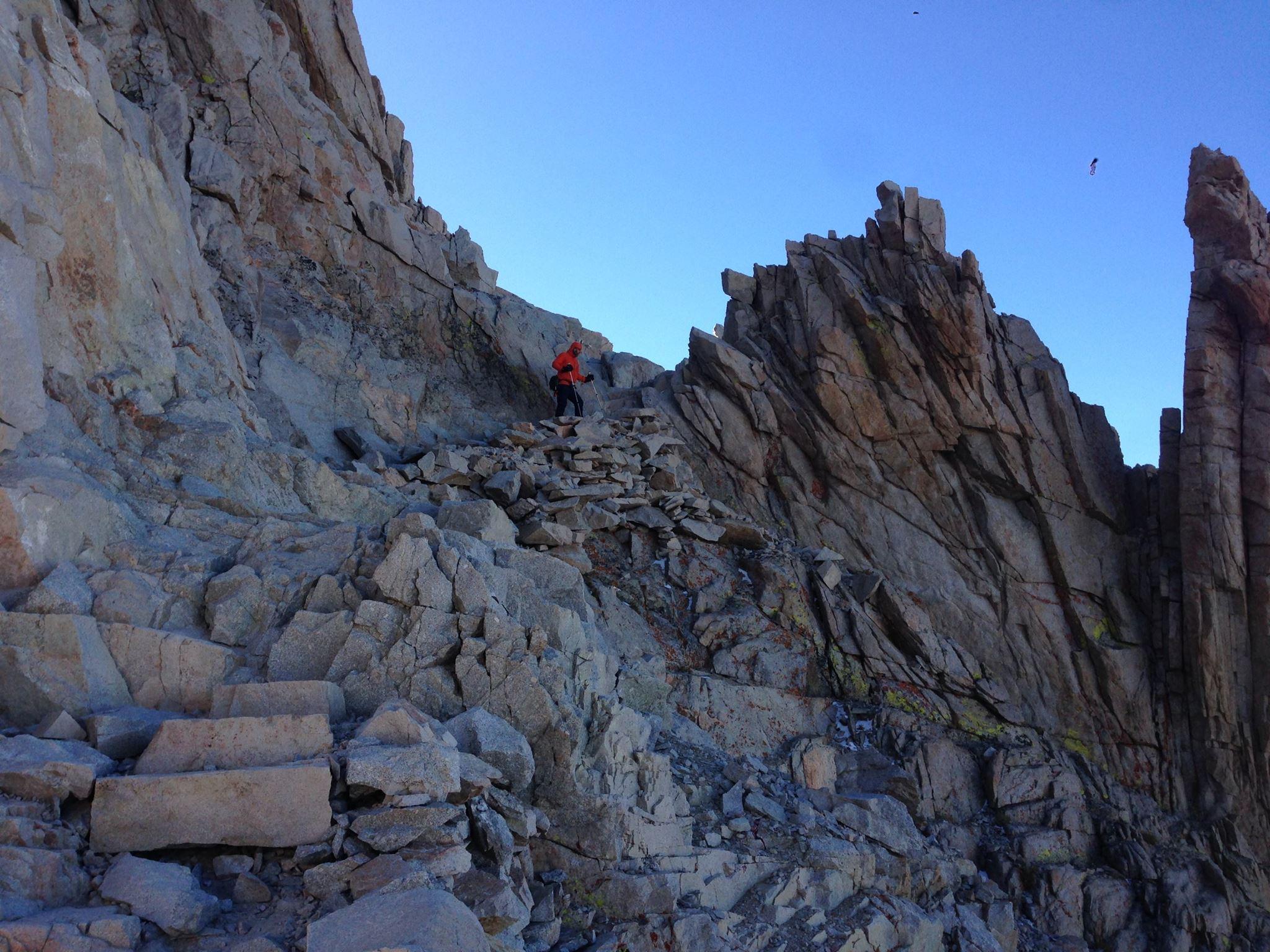 John Muir Trail Terminus