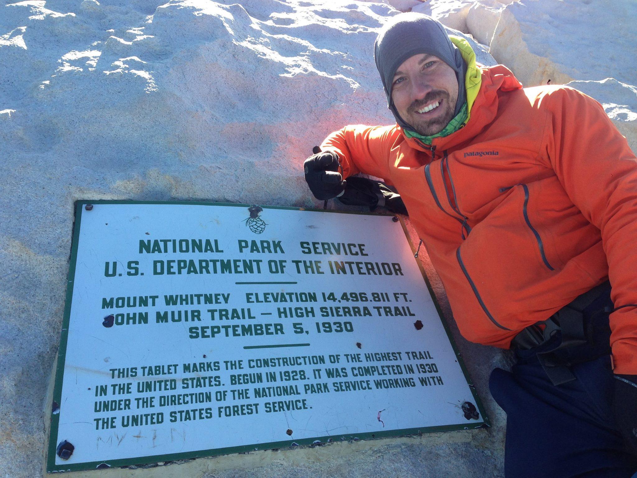 NPS Summit Signage