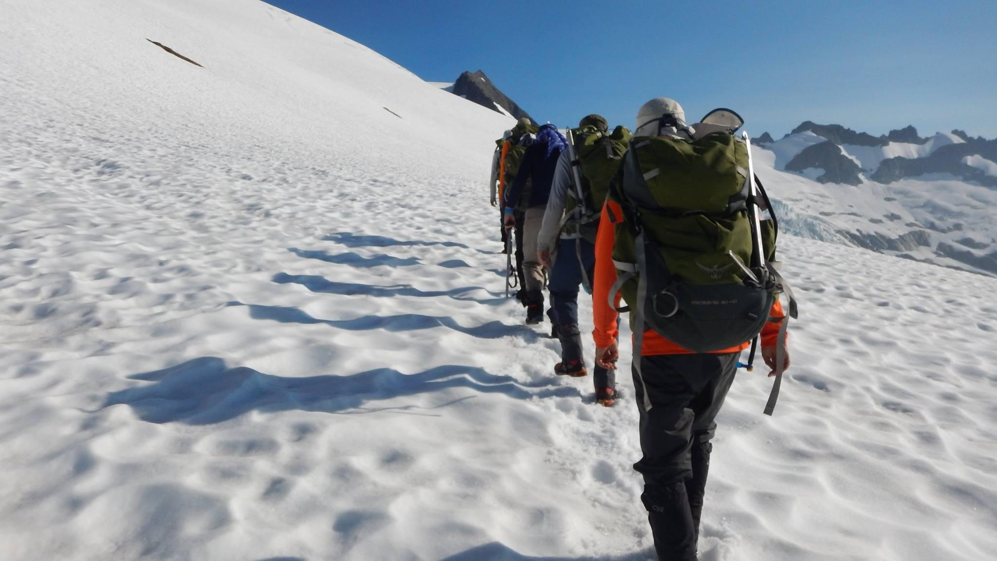 Glacial Travel