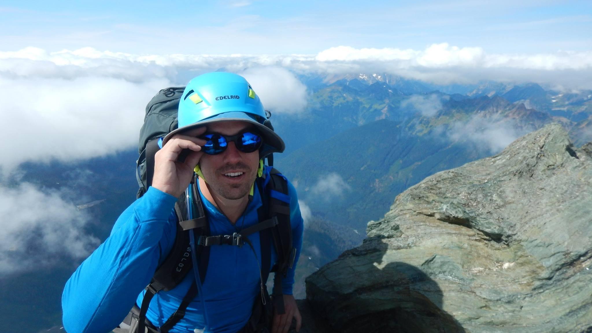 Mount Shuksan Summit