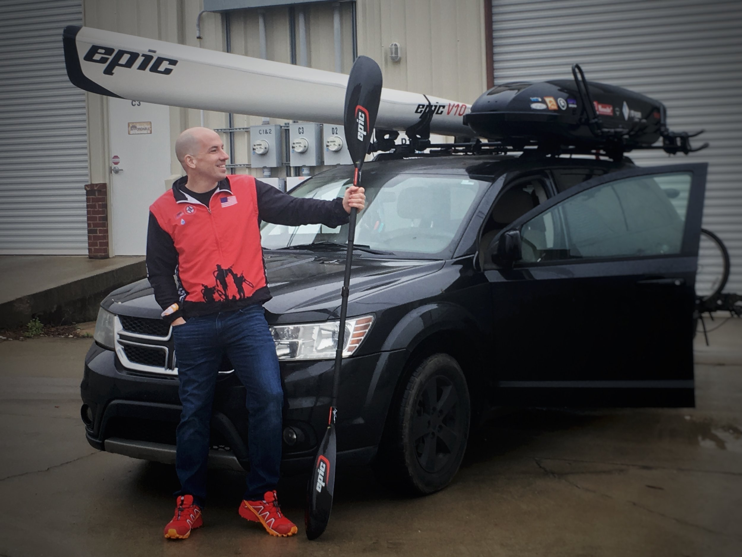 FORESTER COMPLETES RECORD-BREAKING TRIP AROUND LAKE ALLATOONA