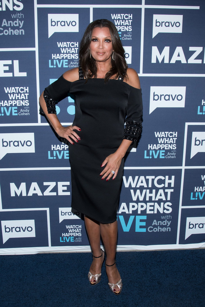 Vanessa Williams on Bravo's Watch What Happens Live with Andy Cohen