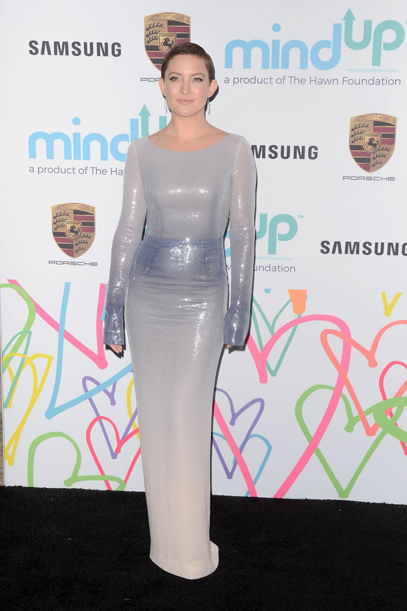 "Kate Hudson at ""Goldie's Love In For Kids"" event"