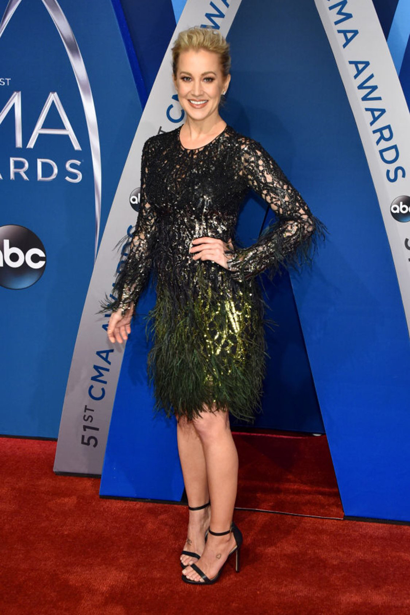 Kellie Pickler at the Country Music Association Awards