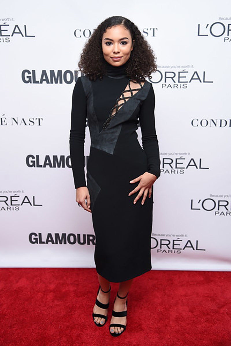 Jessica Sula at the Glamour Women of the Year Awards