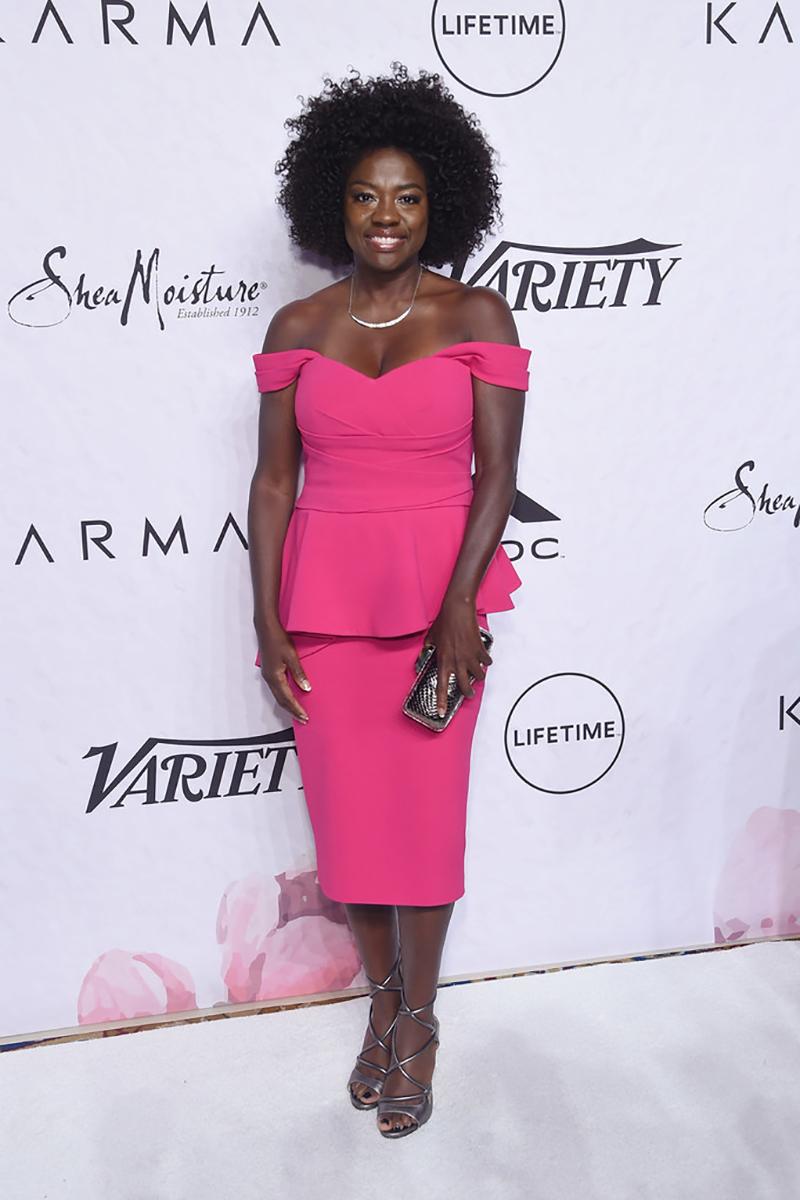 Viola Davis speaks on women's empowerment at Variety's power of women luncheon