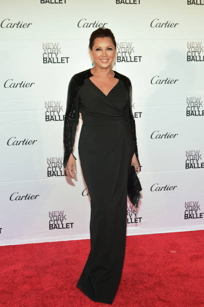 Vanessa Williams at the New York City Ballet Spring Gala