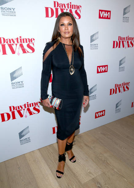 Vanessa Williams attend VH1 Daytime Divas Premiere