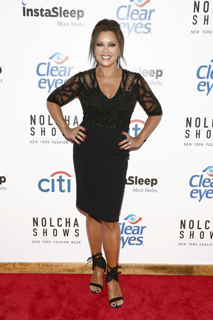 Vanessa Williams attends the Nolcha Shows during New York Fashion Week Spring/Summer 2019.