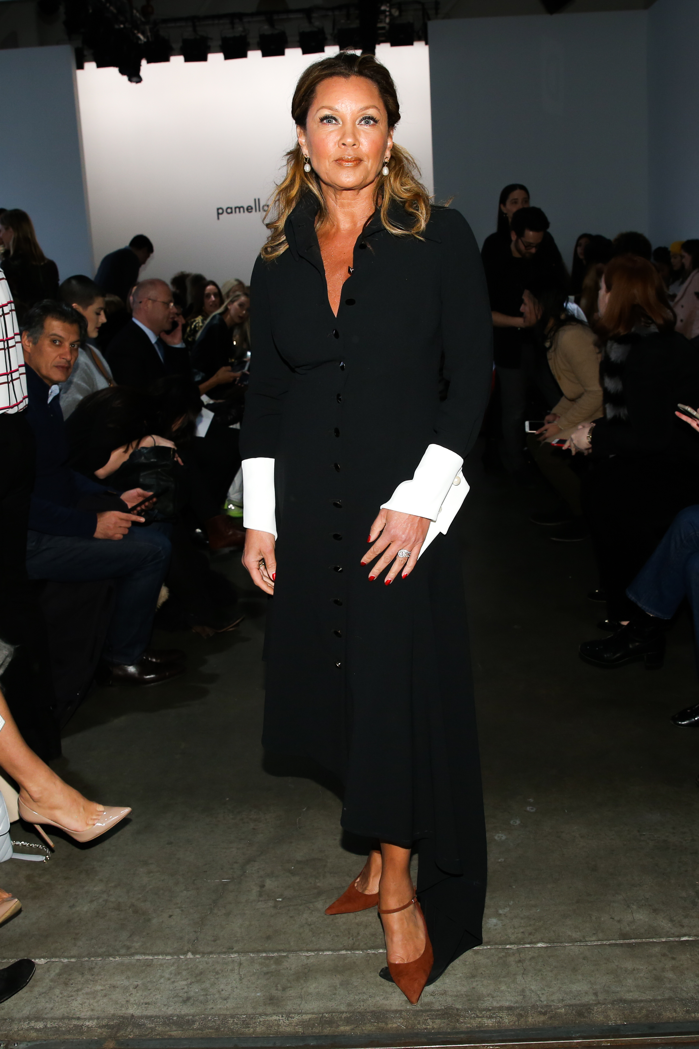 Vanessa Williams at our FW 2019 show