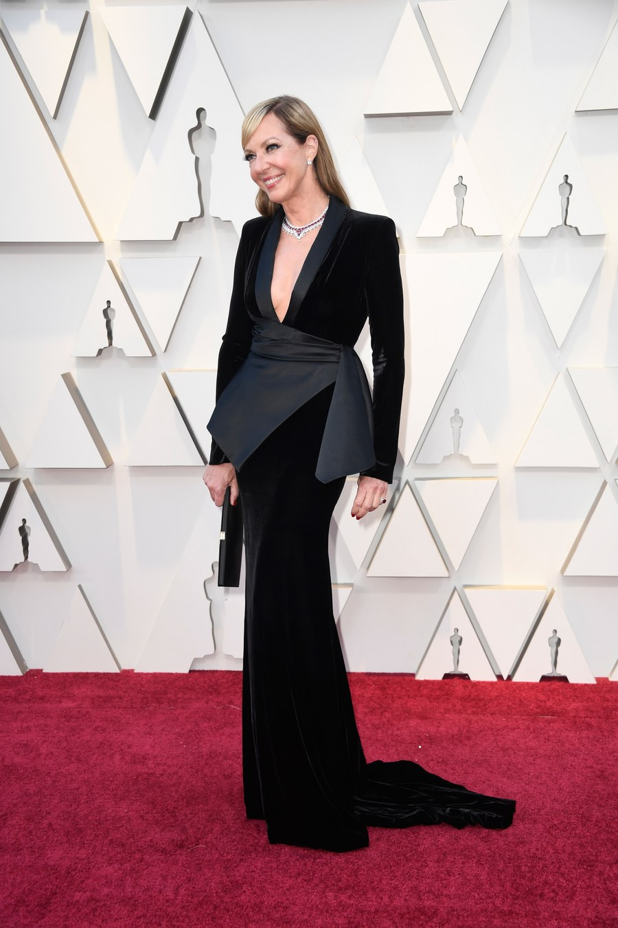 Allison Janney at the 91st Annual Academy Awards