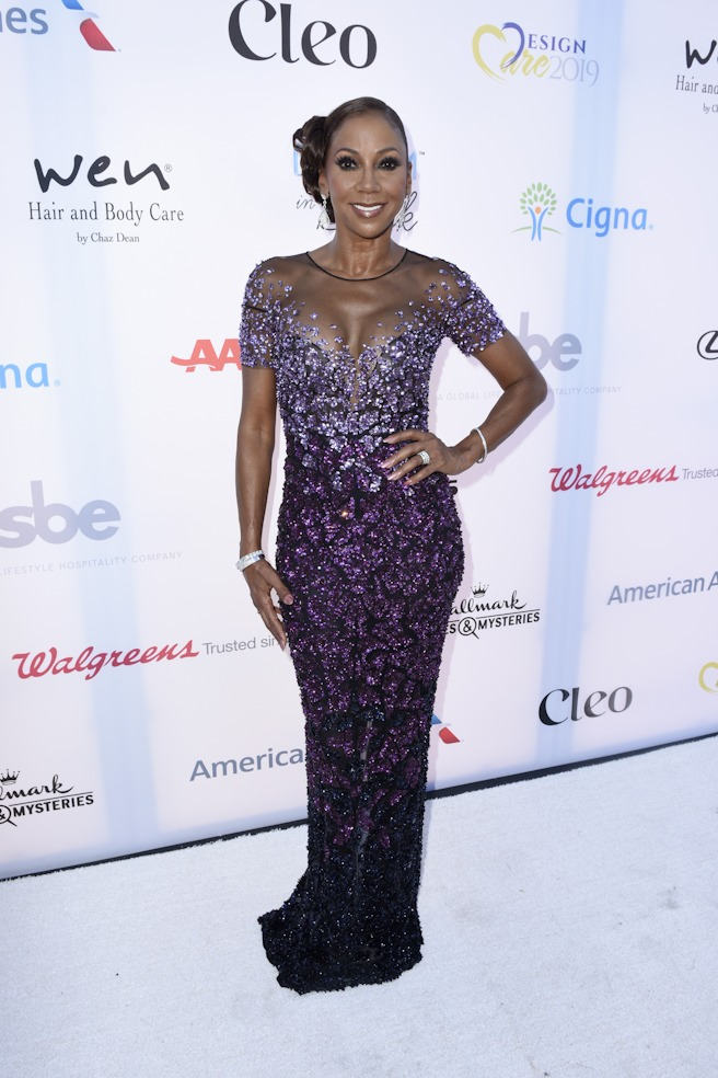 Holly Robinson Peete attends the HollyRod Foundation's 21st Annual DesignCare Gala