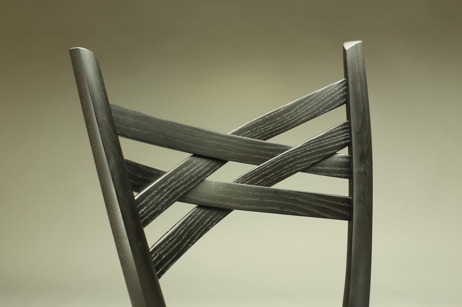 handmade ash chair