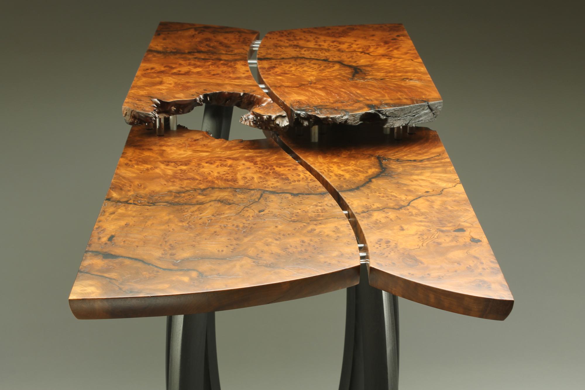 custom fine furniture woman maker parkville kansas city