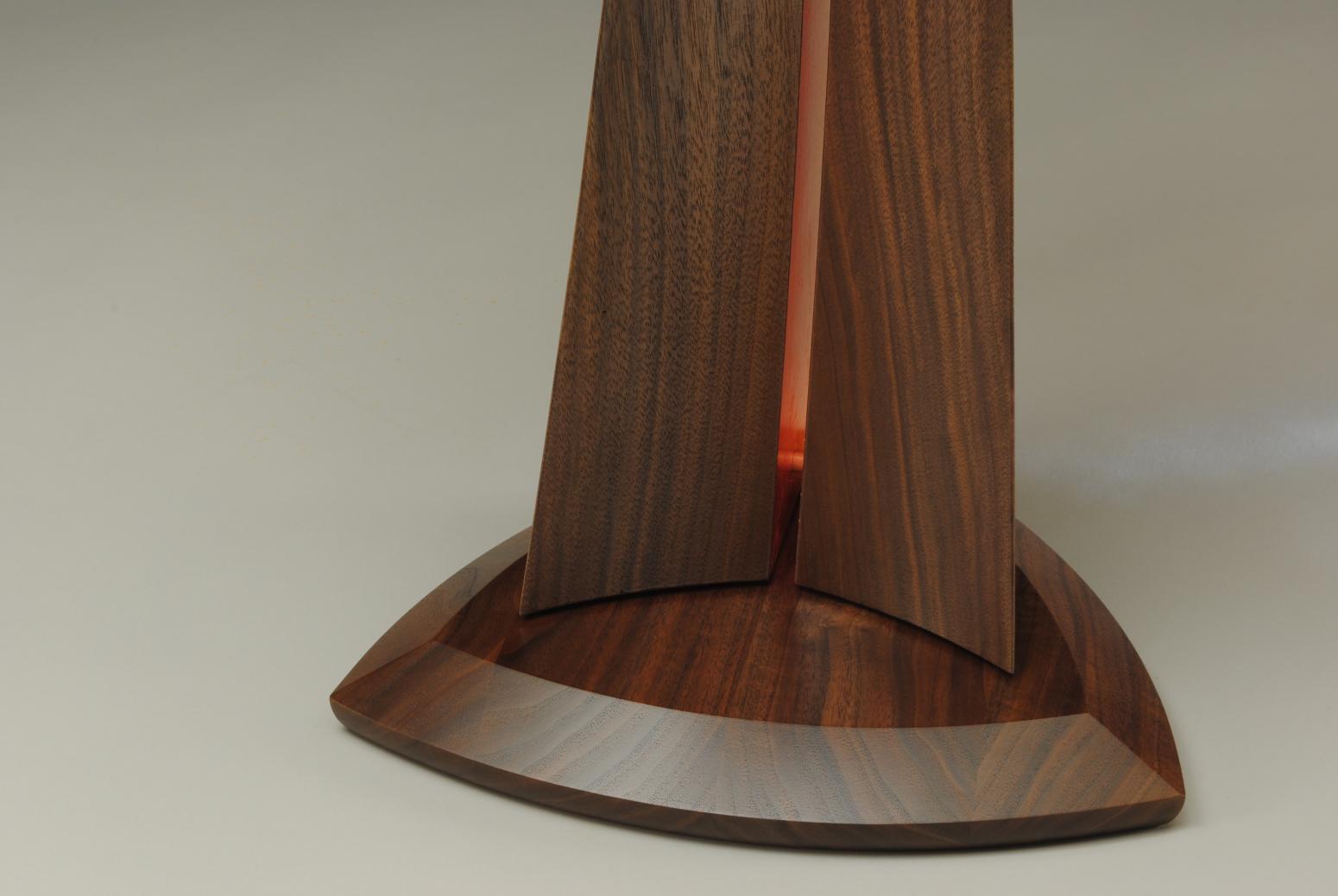 copper dowel custom bespoke furniture