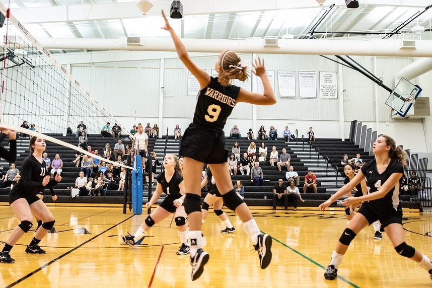 Girls Volleyball Camp - June 17–June 20