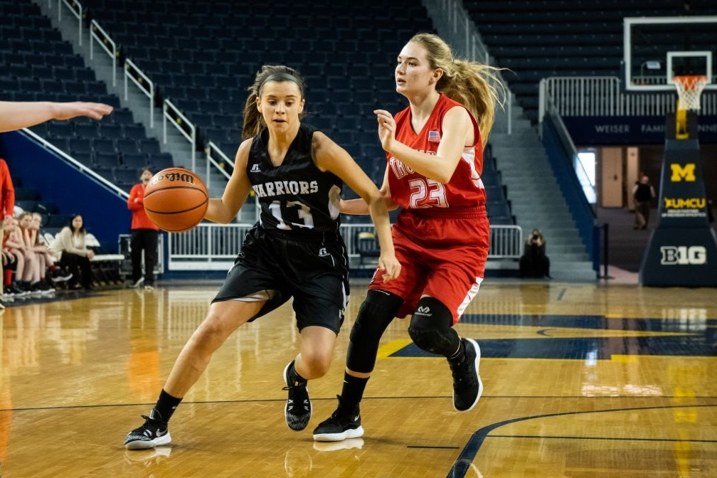 Girls Basketball Camp - June 24–June 27