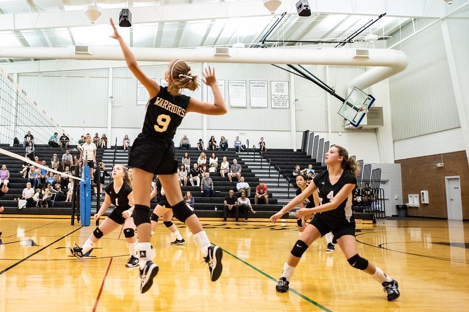 Girls Volleyball Camp - June 17–June 20