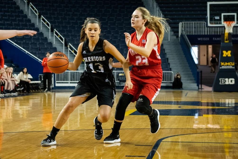 Girls Basketball Camp - June 24–June 27