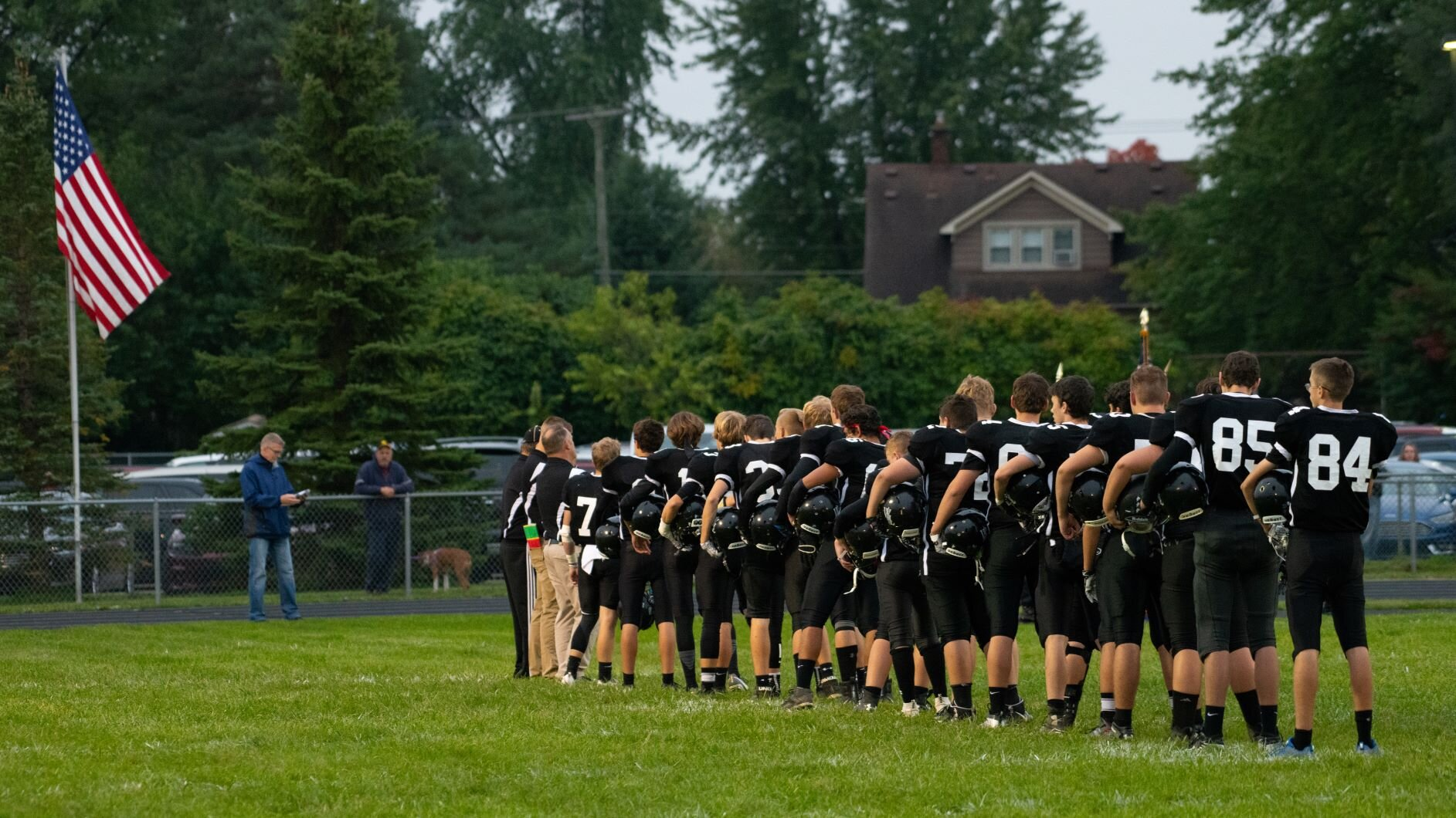 Football Game - vs. Clarenceville7:00 PM