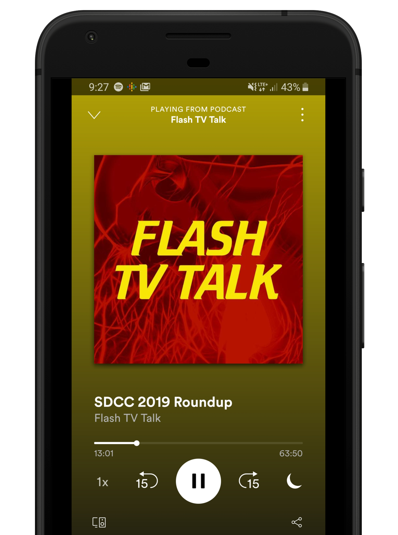 Flash TV Talk - Accelerating Your Fandom With The #1 Rated Flash PodcastA flash podcast dedicated to The CW hit series, The Flash. Every week, hosts Beau and Beall get hyped for The Flash with segments that include: The Rundown, News Flash, Flash Facts, and Flash Points From Around The Multiverse!Subscribe on iTunesSubscribe on SpotifySubscribe on GoogleFull archive available at https://flashtvtalk.fireside.fm/