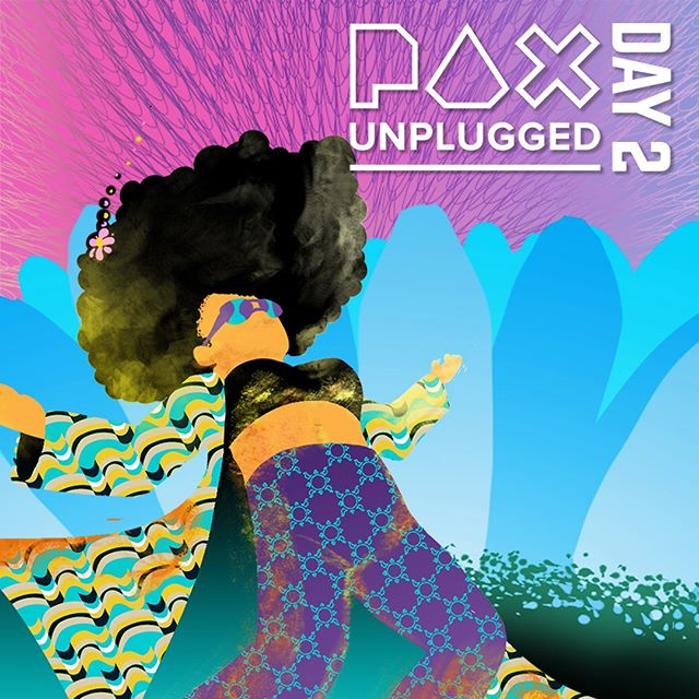 Day 1 of PAX Unplugged was so much fun! What was everyone's favorite game they got a chance to play yesterday?
