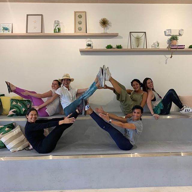 👏🏼 Aaand it's a wrap! 👍🏽 Closing Mat Pilates weekend with deliciousness @nabatiicecream ... 🌱 🍦 🌱 🍦🌱🍦🌱🍦🌱🍦🌱#icecream #plantbased #zeroplastic #pilatesfriends #matpilates #teachertraining #healthylifestyle #thehealthbench #onlybuenavibra