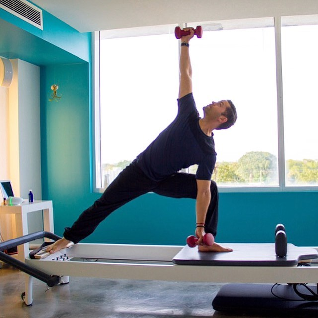"INTENTION* and attention to every part of your body 💪🏽 Head to toes! ""Be in control of your body and not at its mercy"" Joe H. Pilates . . . . .