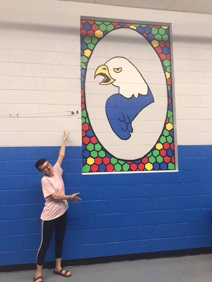 Marybeth Cairns - Murals at St. John Fraser - 2- 2018.jpg