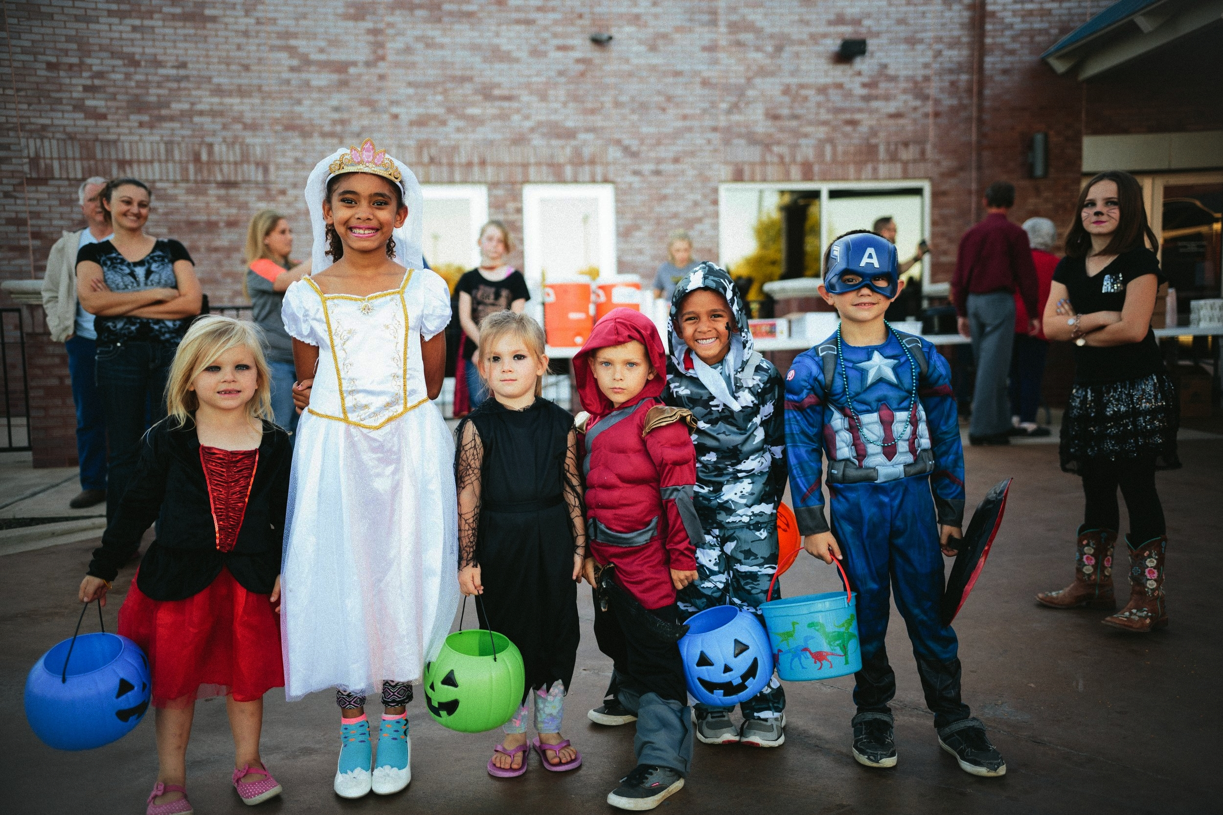 Trunk or Treat! -