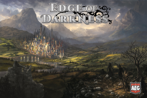 3) Edge of Darkness - Card crafting, worker placement, and an amazing theme causing the players to work together and on their own! I am excited to get the chance to sit down with this one!