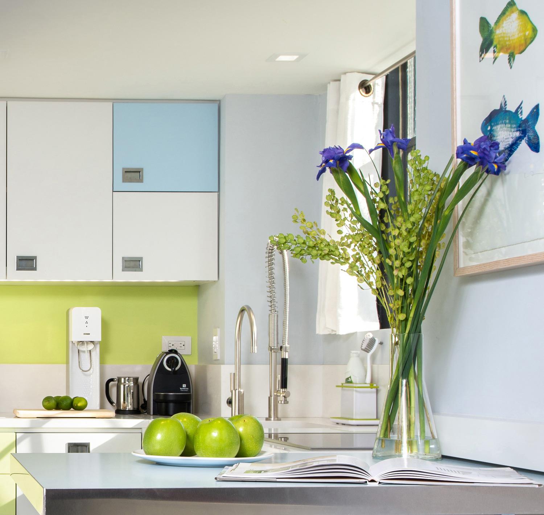 New York Architect - Apartment Renovation - Kitchen