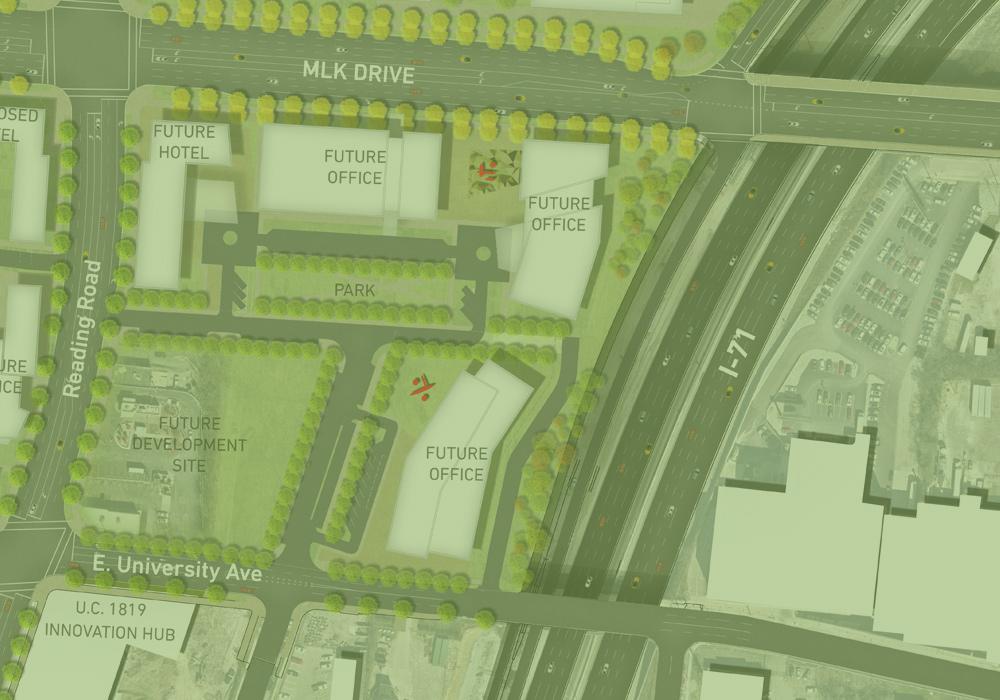 SE Quadrant - Uptown Gateway by Terrex/Messer