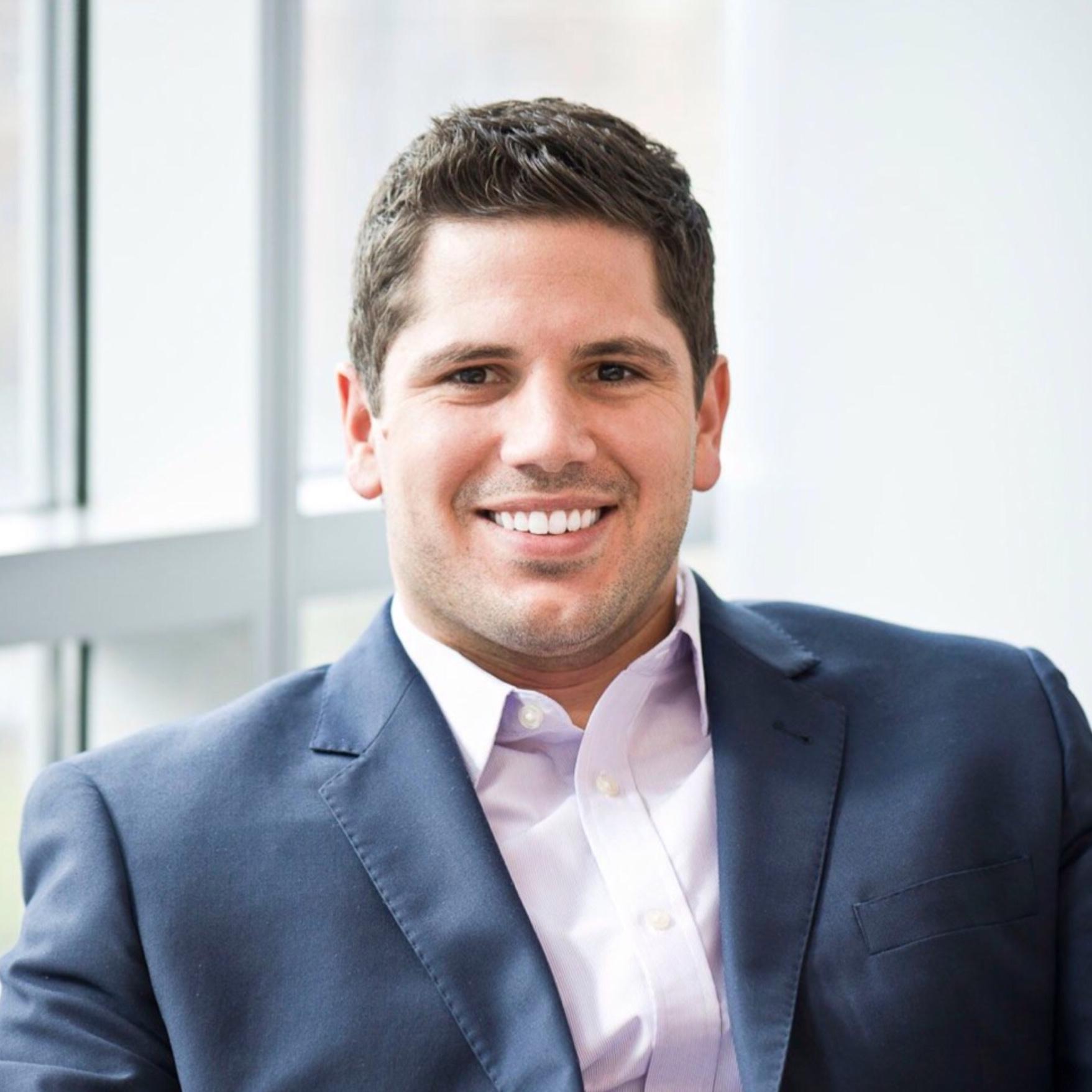 Michael Pistone, Director of Innovation Acceleration at Cincinnati Children's Hospital Medical Center.