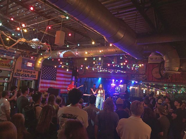 Thank you nashville for another amazing night, words can't express how much y'all mean to us ♥️♥️ #dontmissbuscall #buscallnashville #tinroofdemonbreun