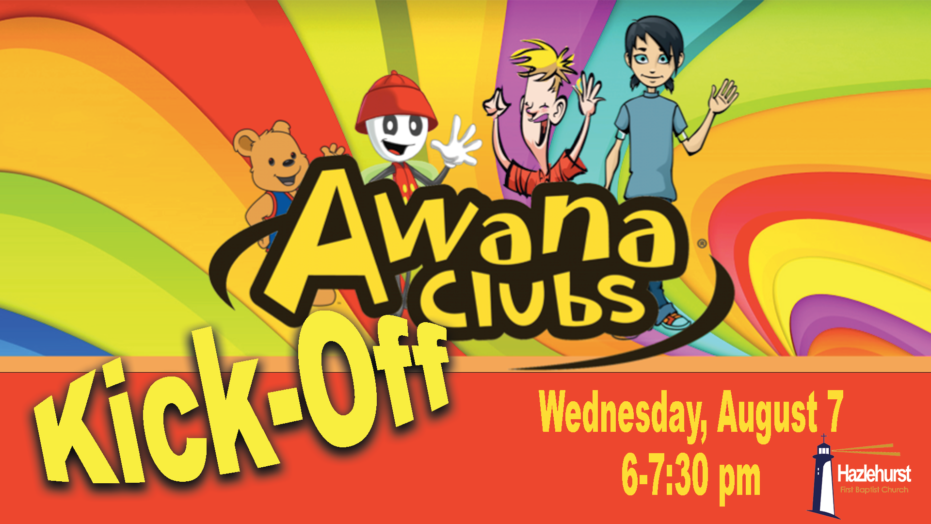 Awana equips churches with Biblical evangelism and discipleship so that today's children may become tomorrow's Christian leaders. - FOR CHILDREN WHO ARE BETWEEN THE AGES OF 2 YEARS THROUGH 5TH GRADE.